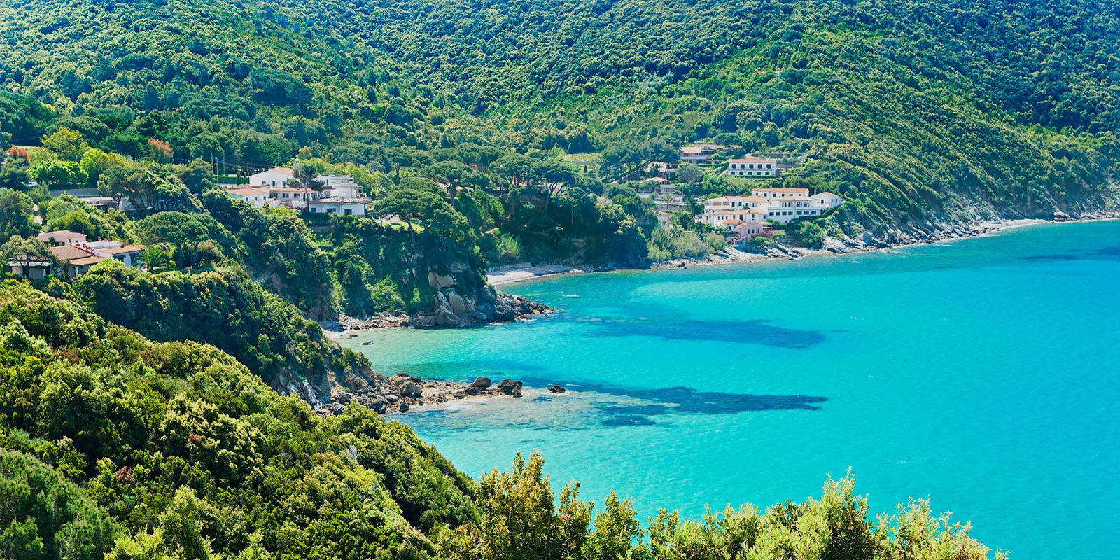 Family Holiday between Elba and Pianosa .. 50% of reduction for children !!