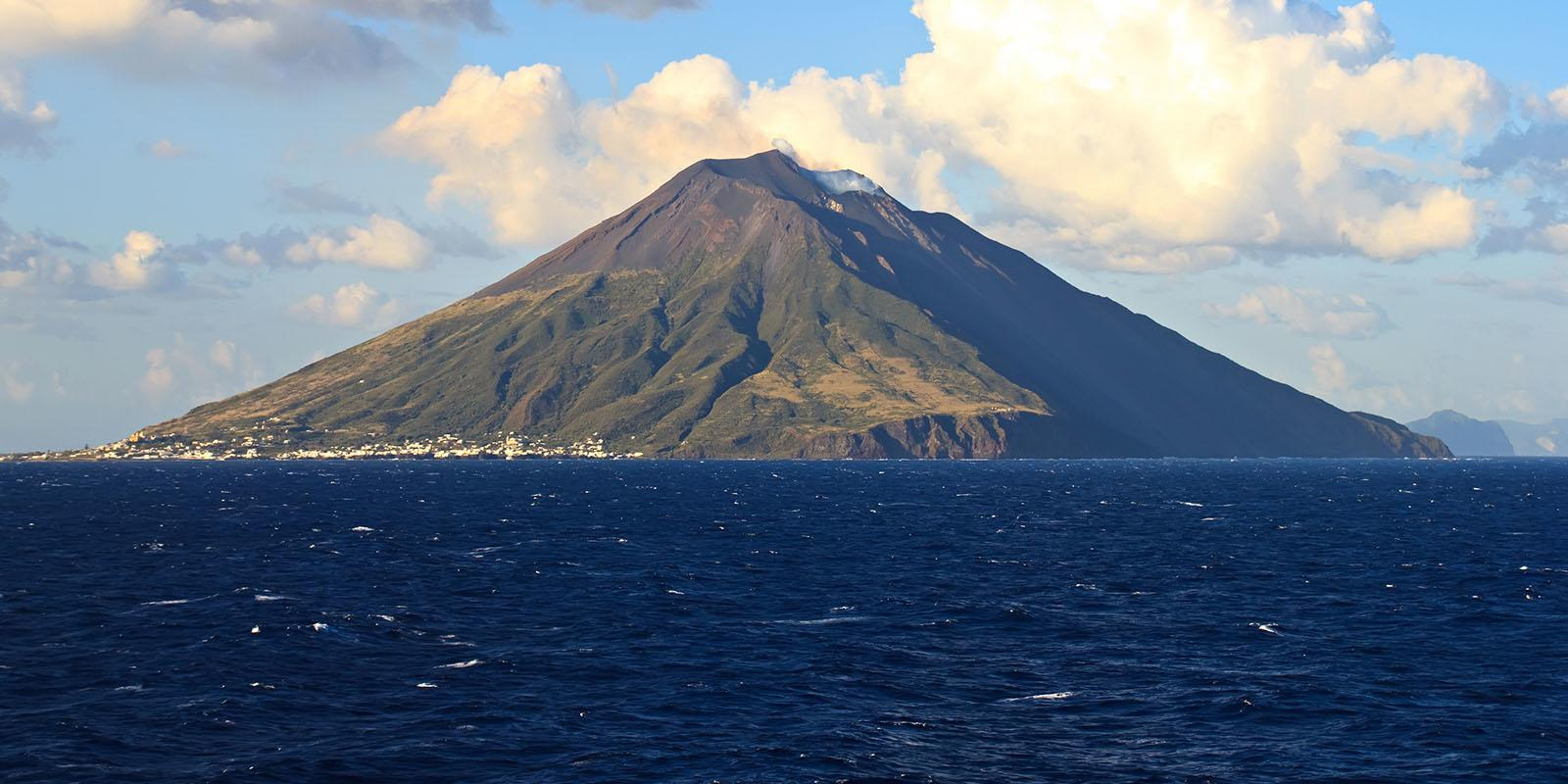 The Aeolian Islands like you've never seen them before!