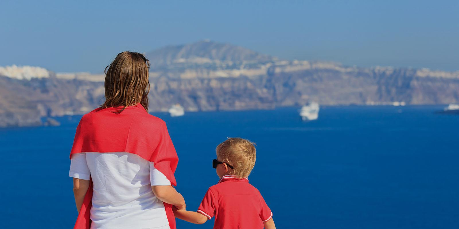 Parents: the real holiday with children is on my 17-meter boat!
