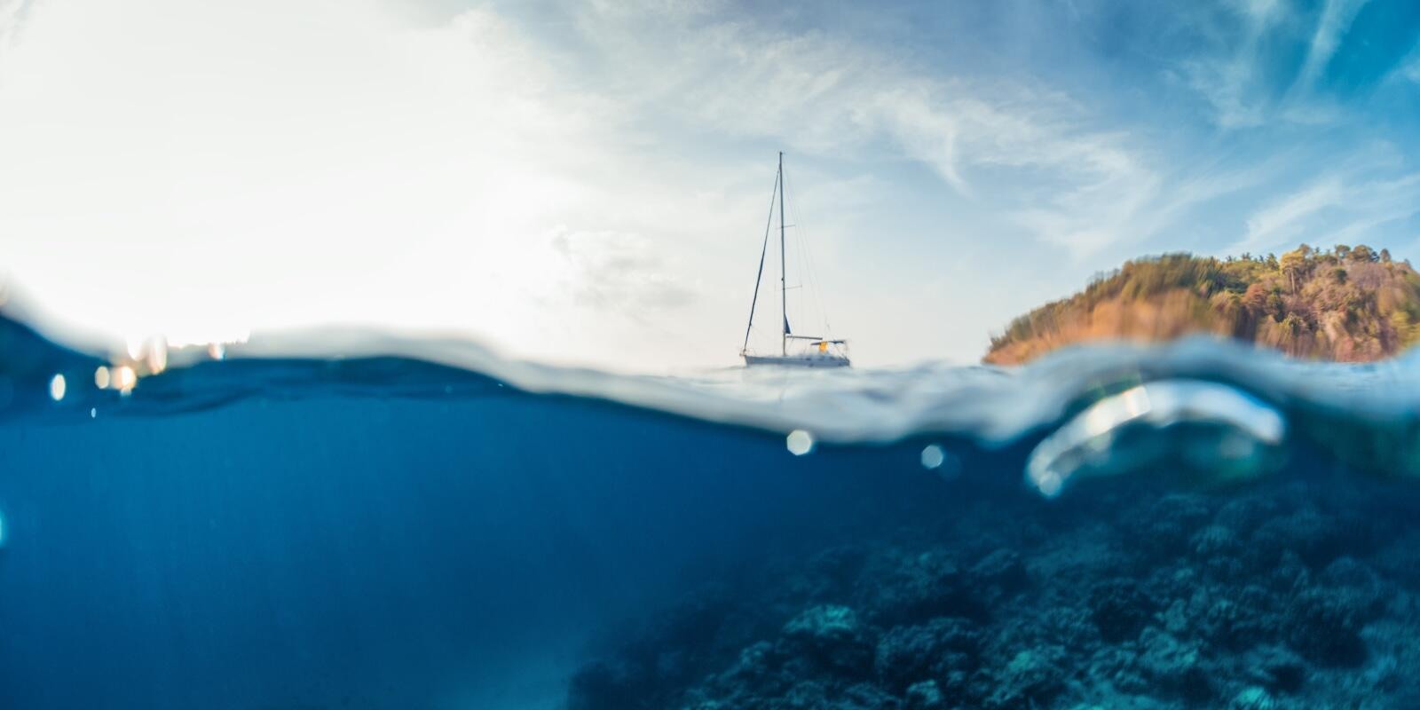 Discovering the Egadi: wind and relaxation in a dream sea