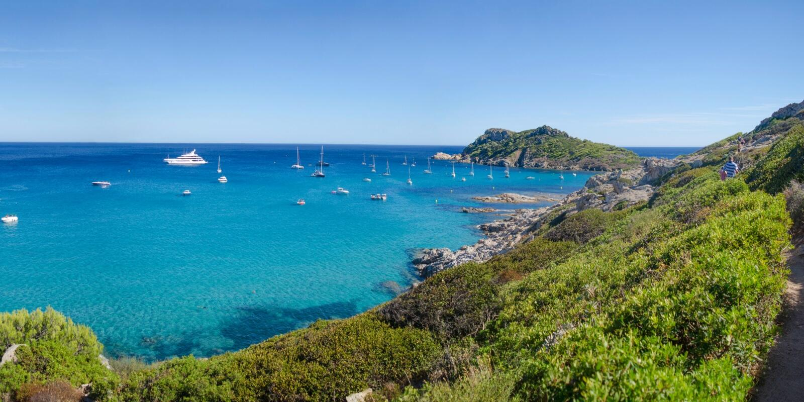 ONE WAY - Sailing and Wild Sea: from the French Riviera to Tuscany