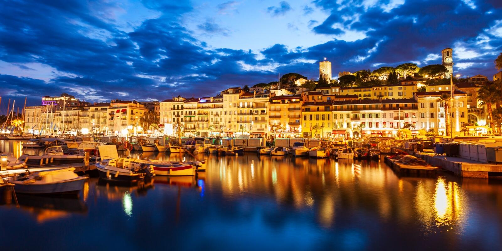 Week on the French Riviera on a dream boat