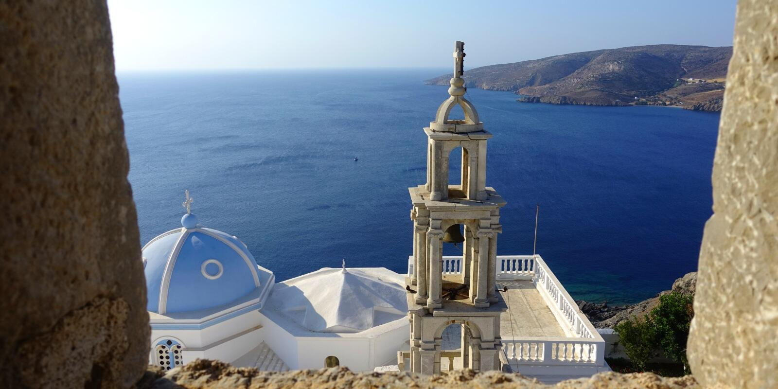 Sailing on the discovery of the Dodecanese
