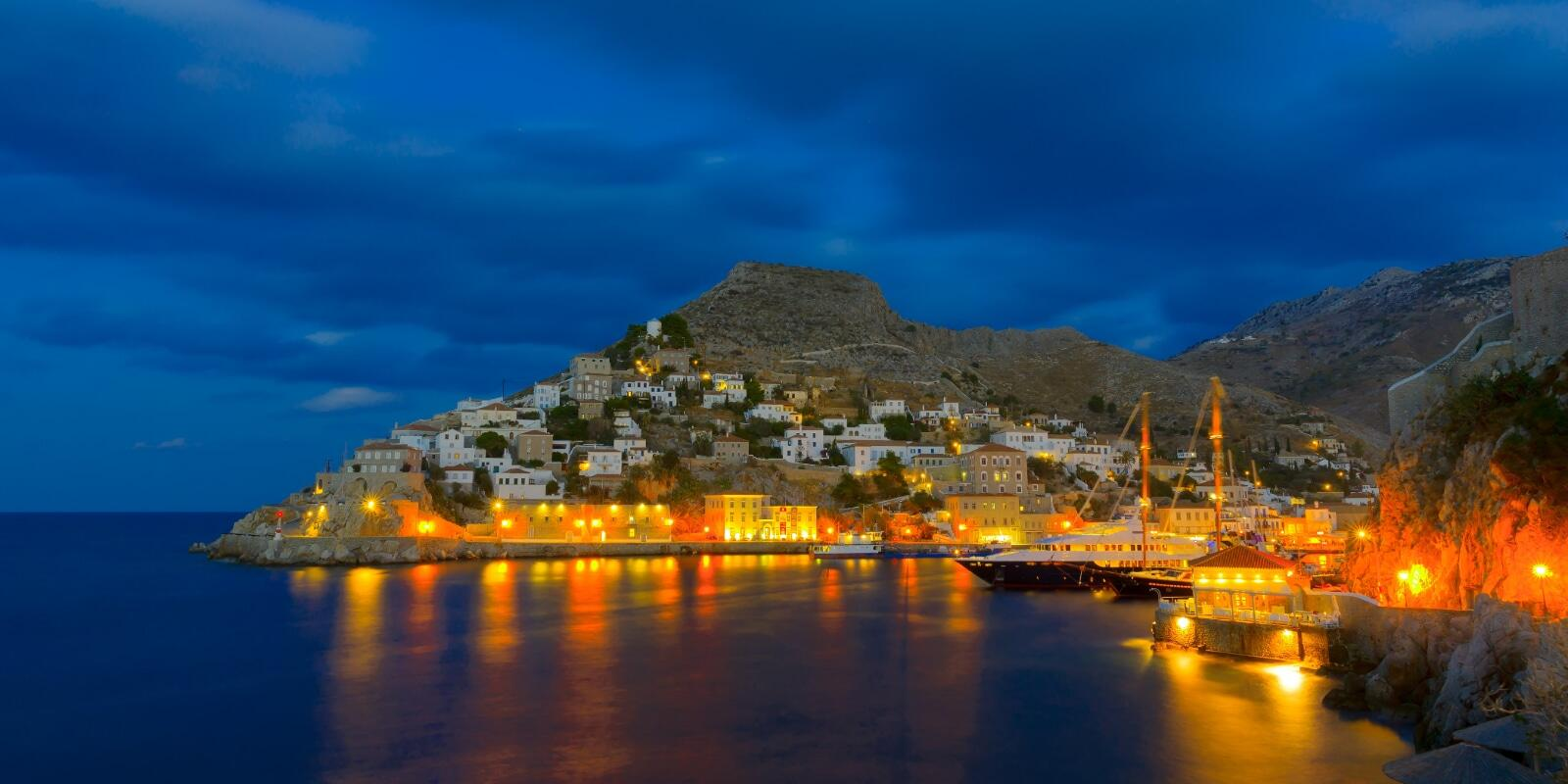 From Athens to the fantastic islands of Argolic and Methana