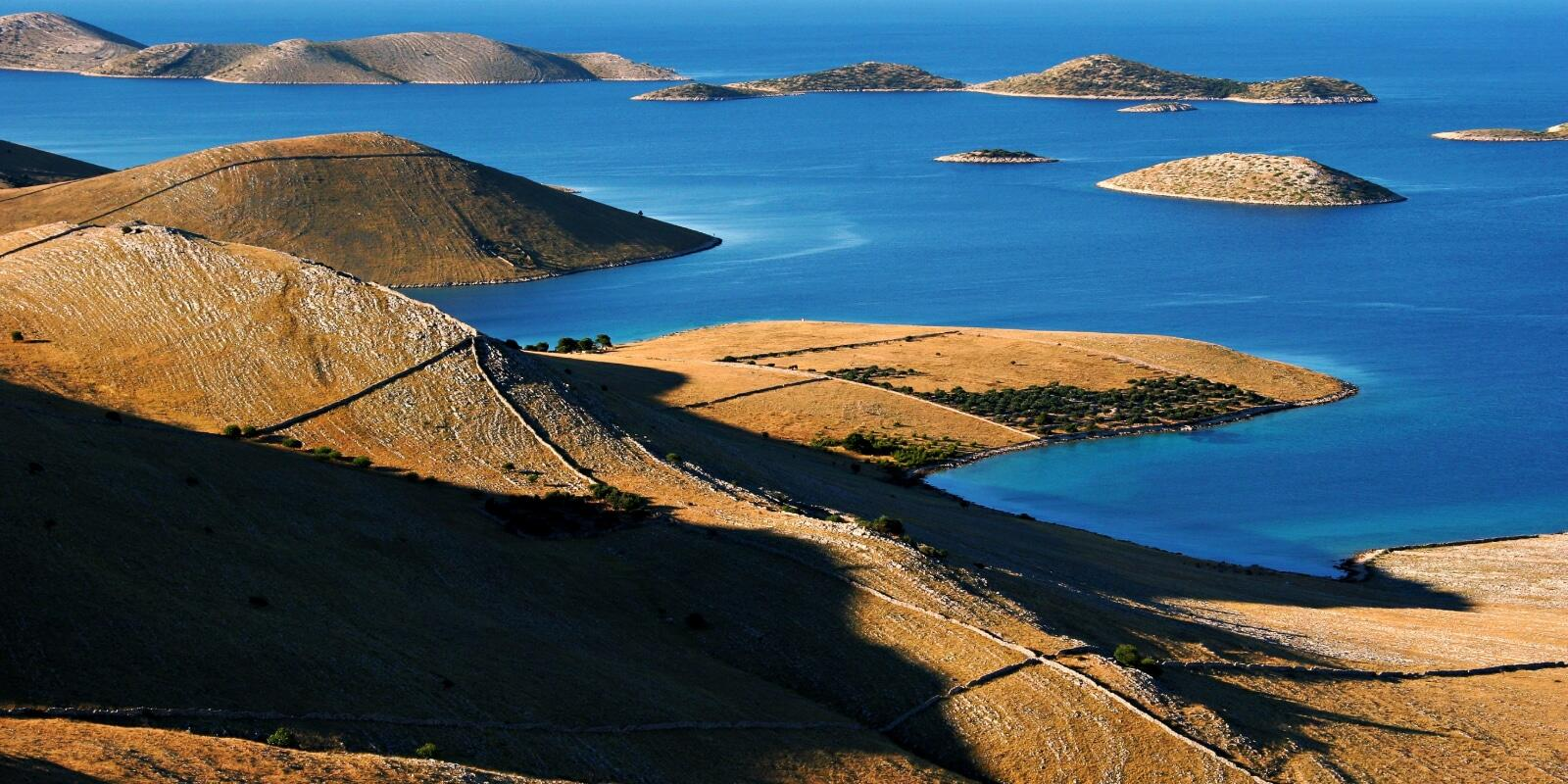 Kornati islands and Dalmatia cruise