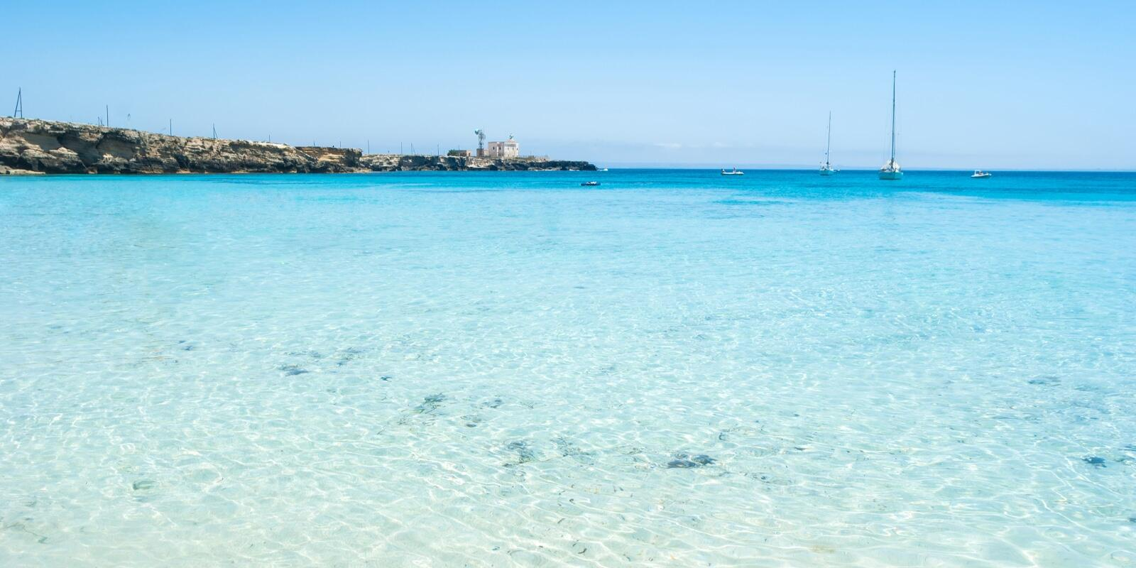Let's discover the Egadi Islands !