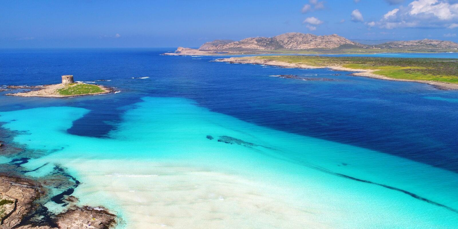 Sardinia, from Barcelona: high altitude crossing and well-deserved relaxation