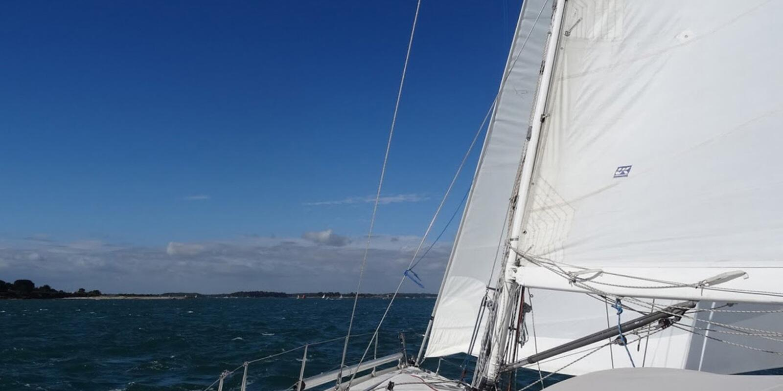 Brittany Tour  Lorient > Lorient aboard an exceptional sailboat