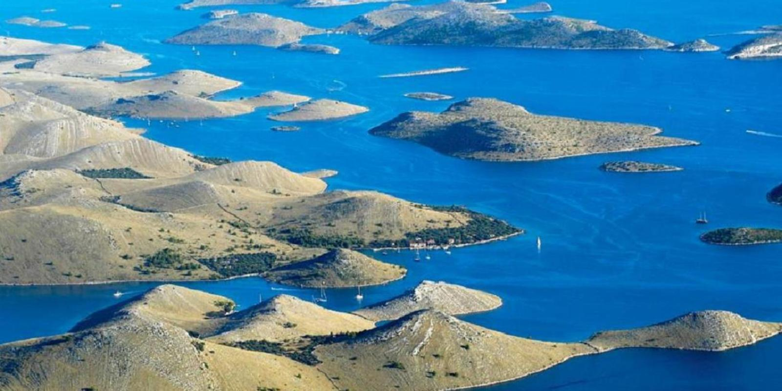 National Park Kornati and Islands of Northern Dalmatia
