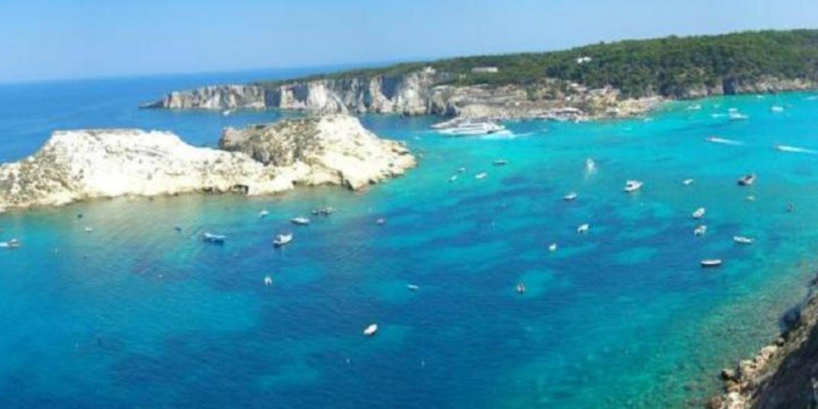 Week end to the Tremiti Islands Marine Area