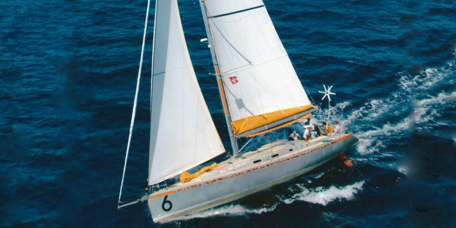 Sailing course, Relaxation and learning in Corsica or Elba island!