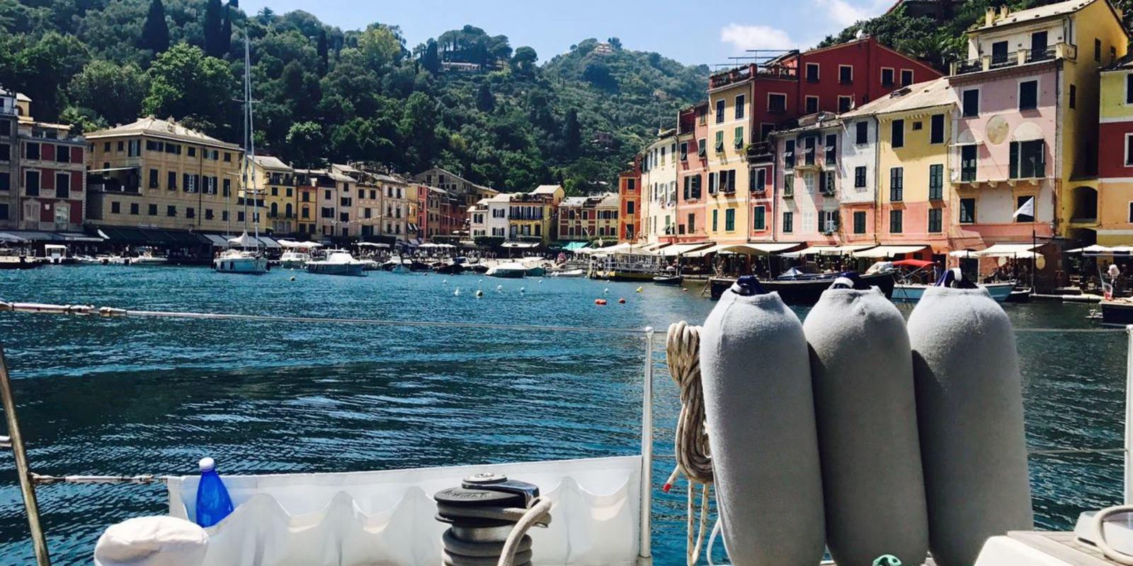 Sailing Weekend & Relaxation in the Gulf of Santa Margherita