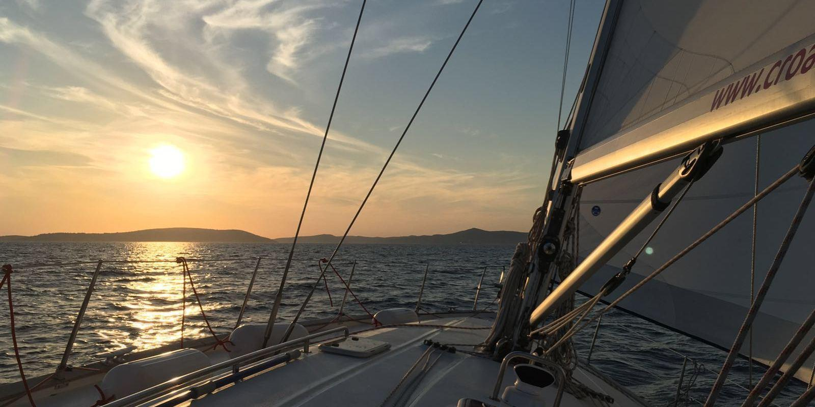From Zadar to the Kornati on a Bavaria 42 Match