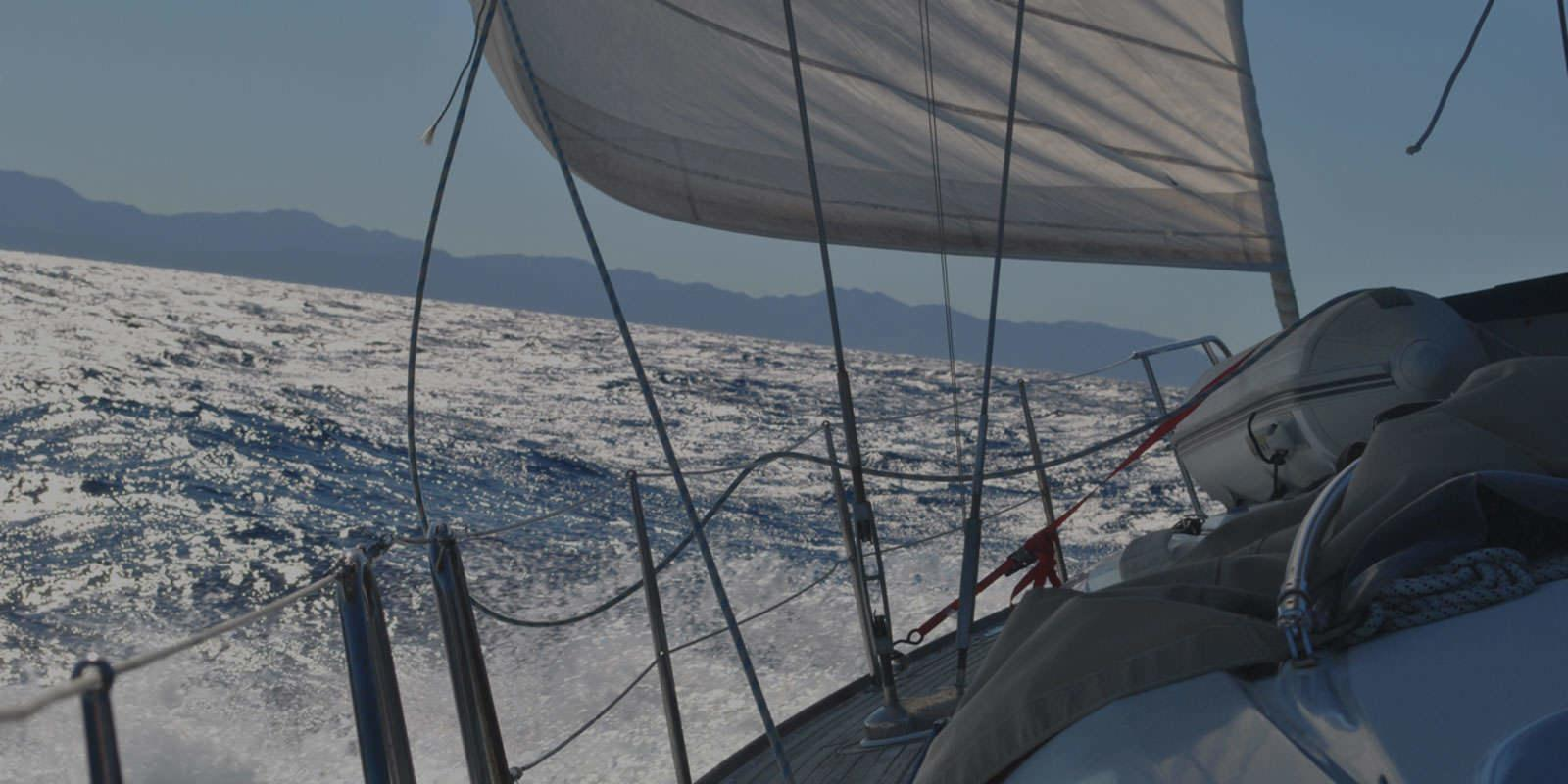 A weekend of offshore sailing - From Cecina to Livorno Cacciucco's Cup