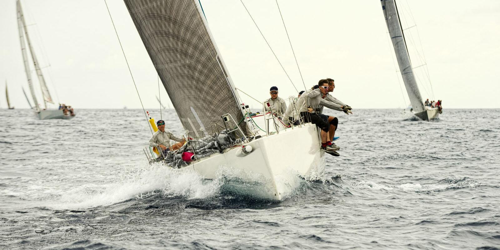 Intensive sailing course in Tuscany