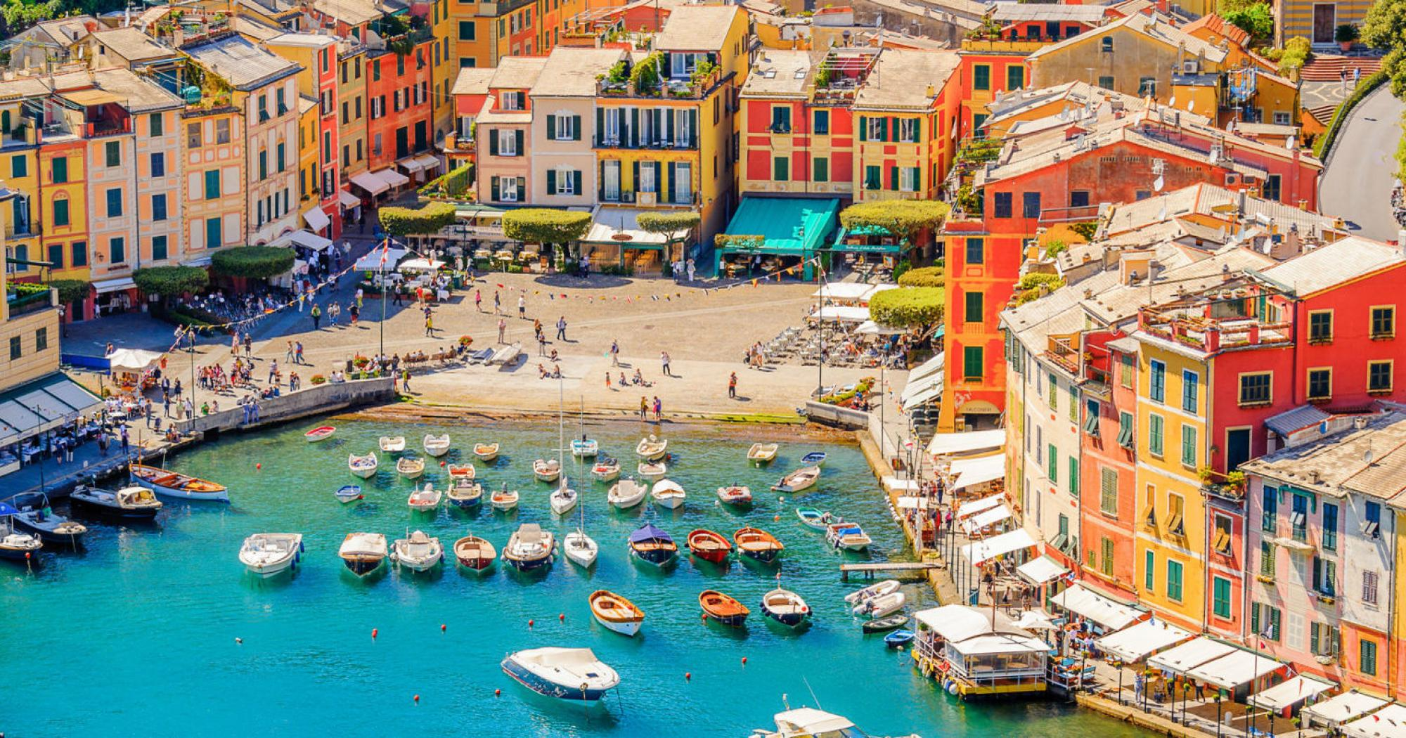 Celebrate The New Year In Portofino