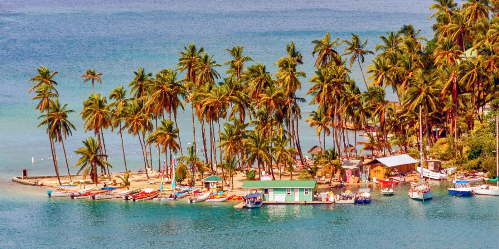 The best of a sailing cruise in Carabbean with All Inclusive formula, in Guadeloupe island !!