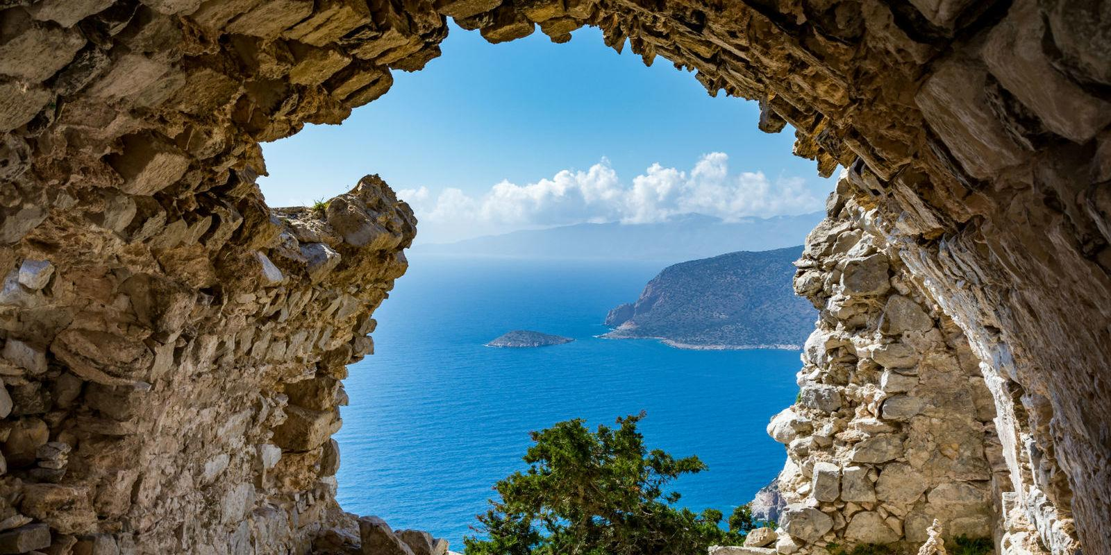 The Southern Dodecanese and Karpathos