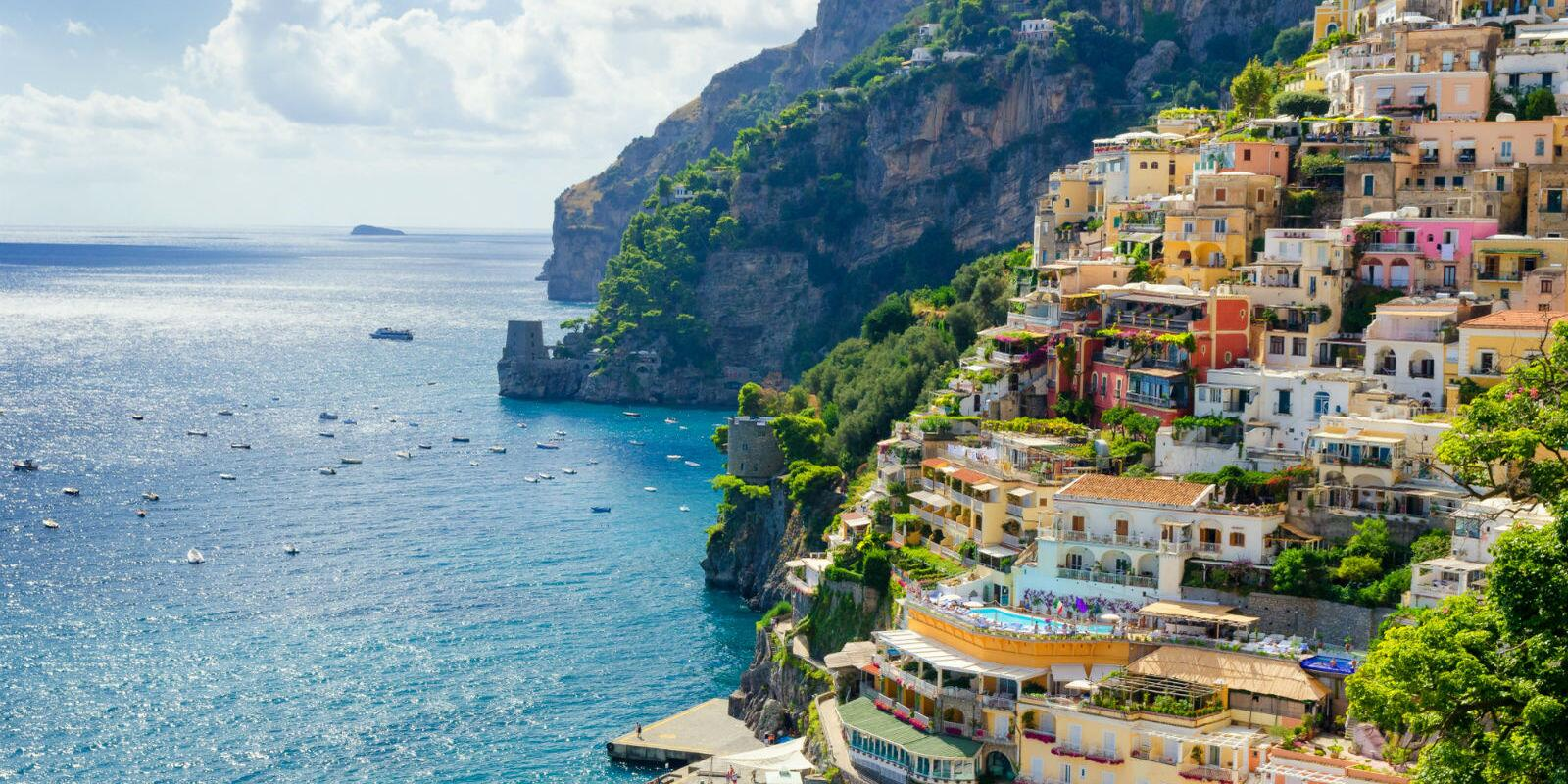 Amalfi, Positano and Capri: unmistakable colors and flavors! - All Inclusive