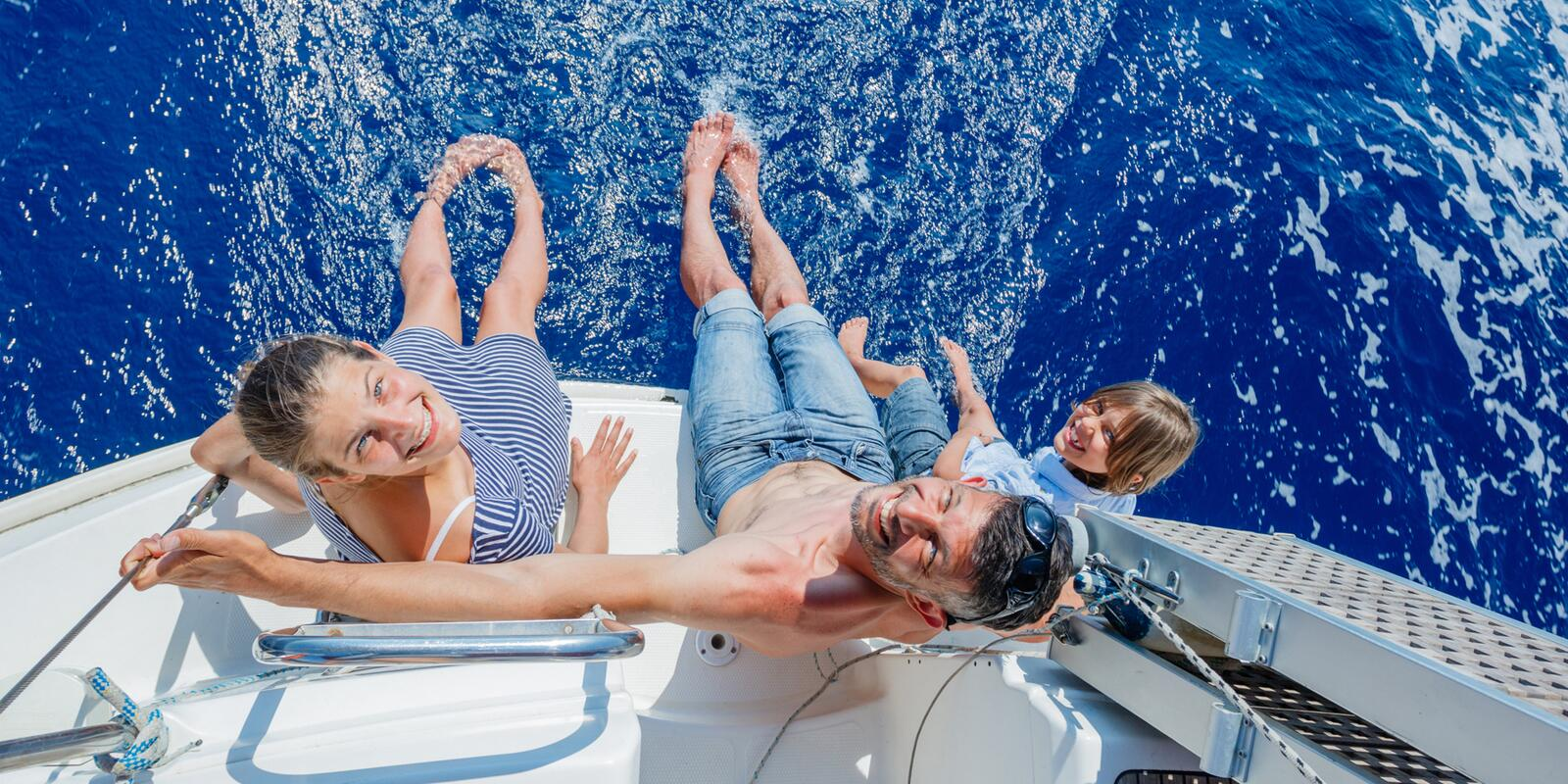 Family Holiday between Elba and Pianosa .. and for children 50% reduction !!