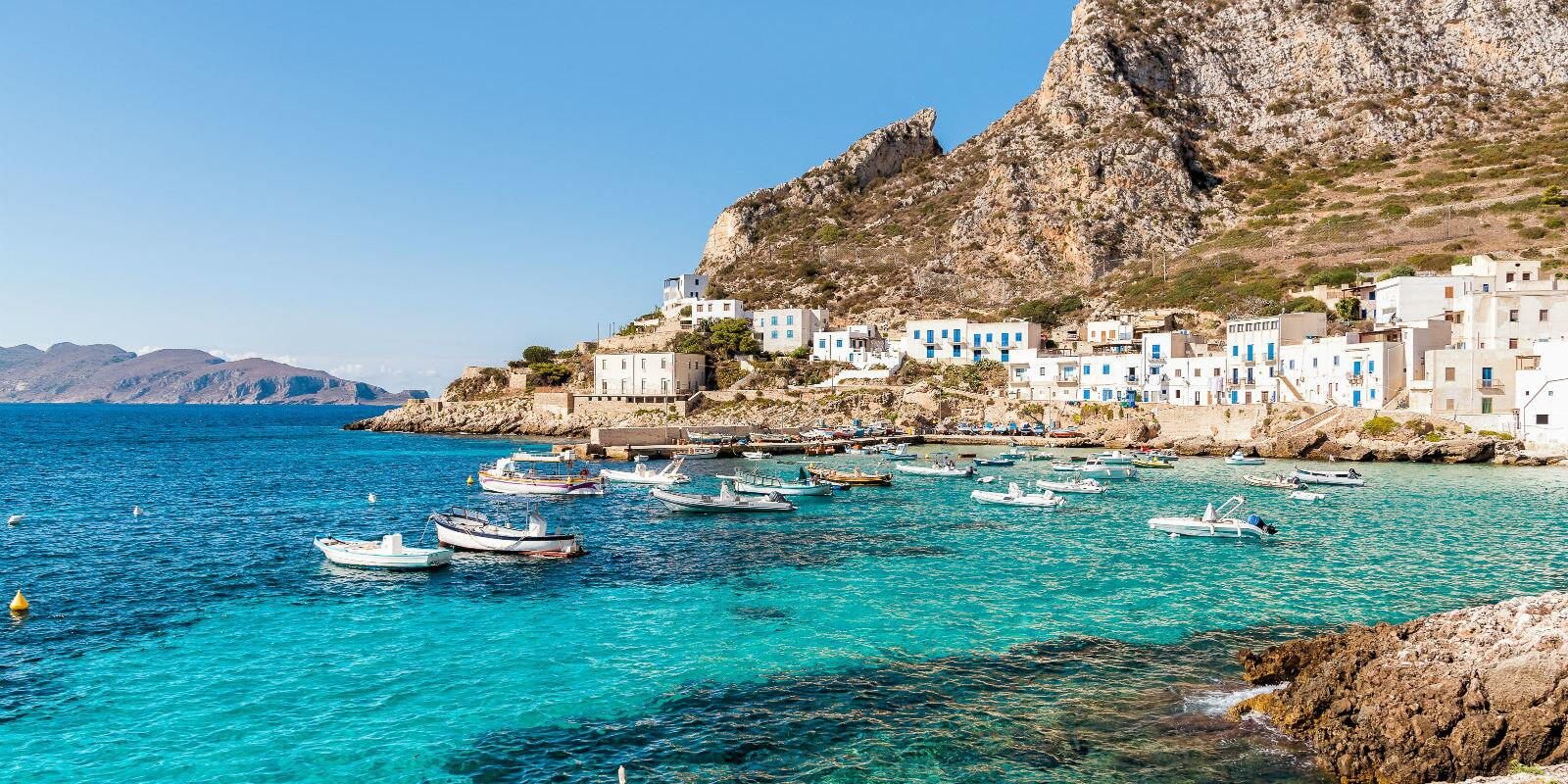 We welcome summer from the paradise of the Egadi islands!