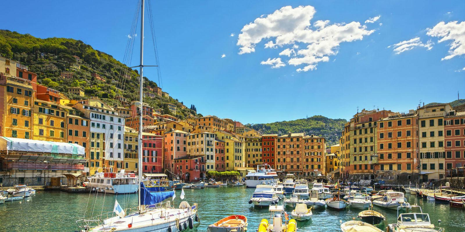 Sailing, sun and sea: direction Portofino!