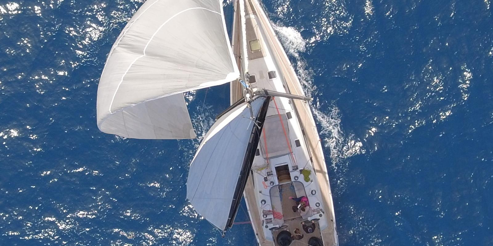 Sailing weekend in the Tuscan Archipelago