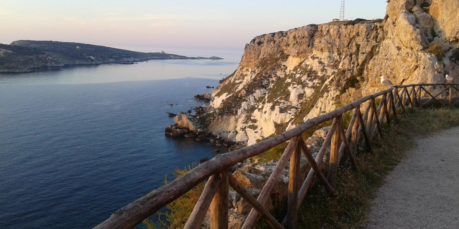 Weekend in the Protected Marine Area of the Tremiti Islands
