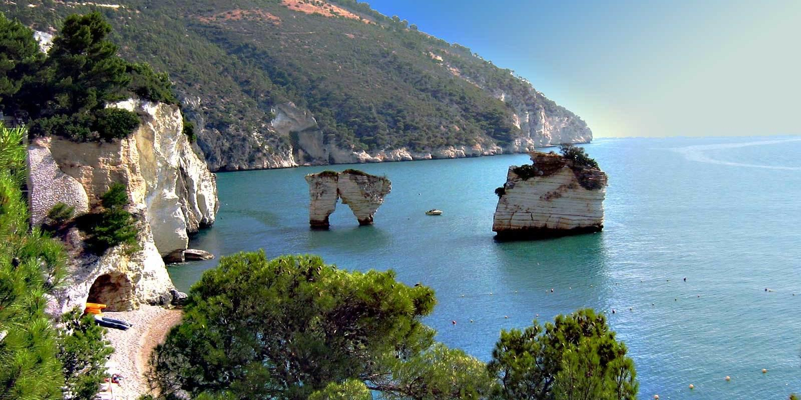 5 days at the Gargano National Park and the Tremiti Islands Marine Protected Area