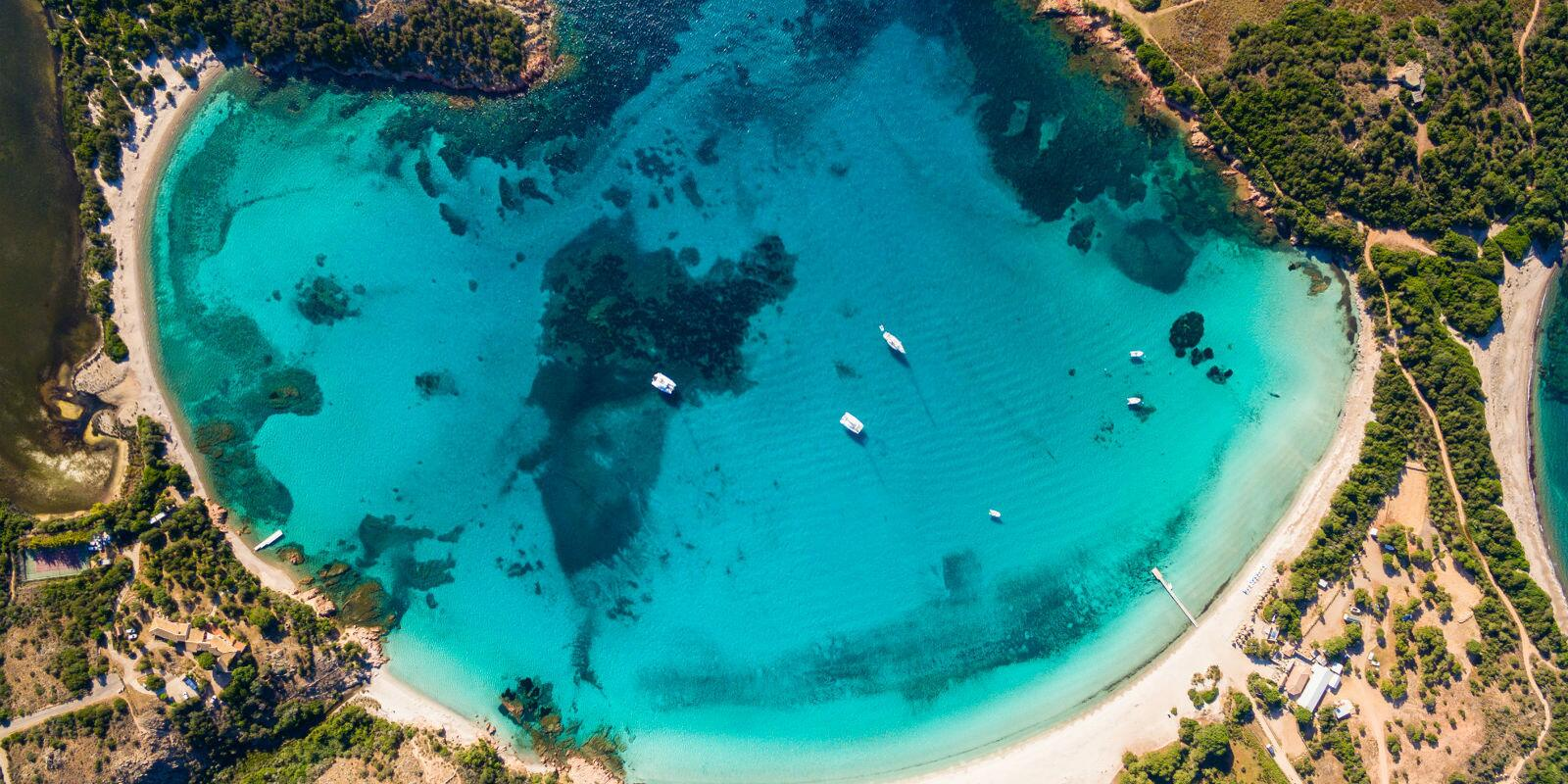 Vacation in Northern Sardinia and Southern Corsica