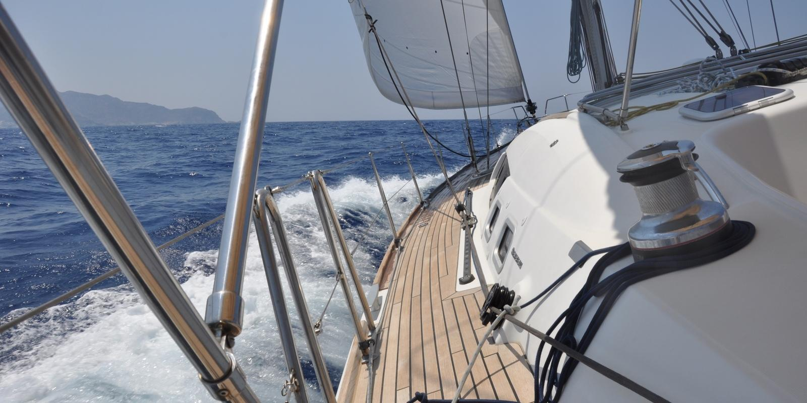 A Week Sailing the Magical Cyclades Islands - 4 cabins for just 3 people!