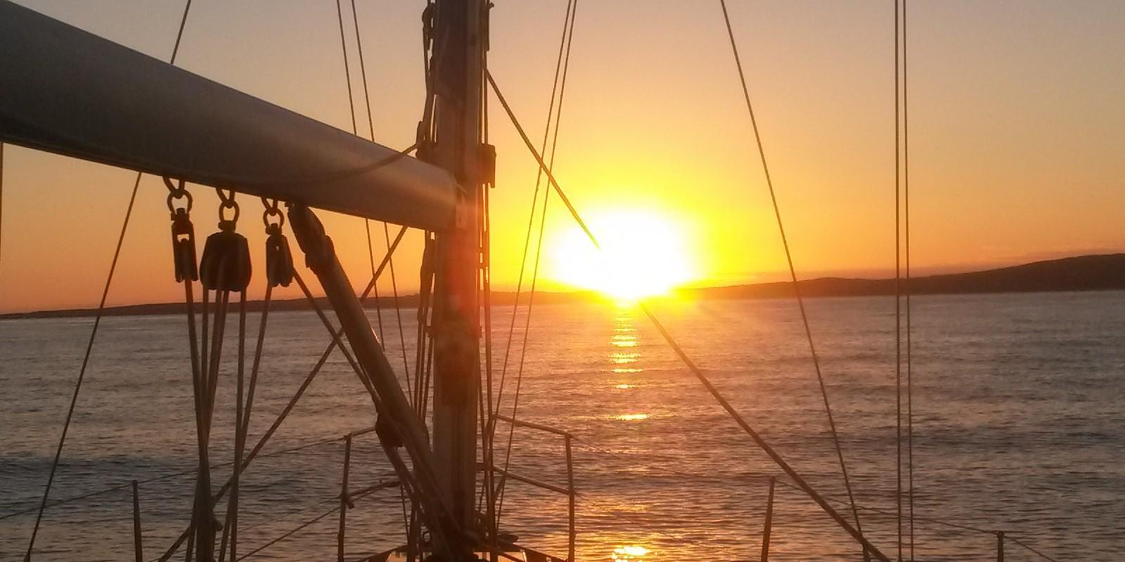 Celebrate the mid-August on a sailing boat among the wonders of the archipelago