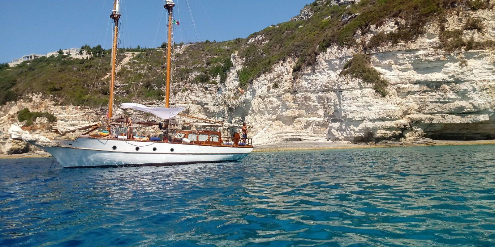 Ionian Greece in Schooner