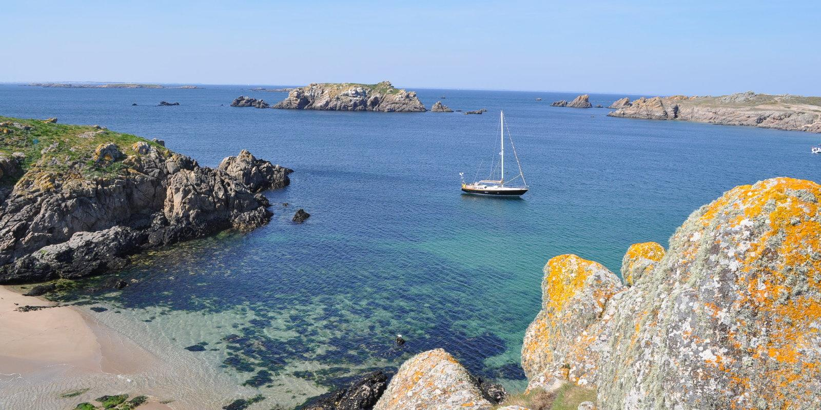 5-day sailboat cruise to the Pays du Ponant in Southern Brittany