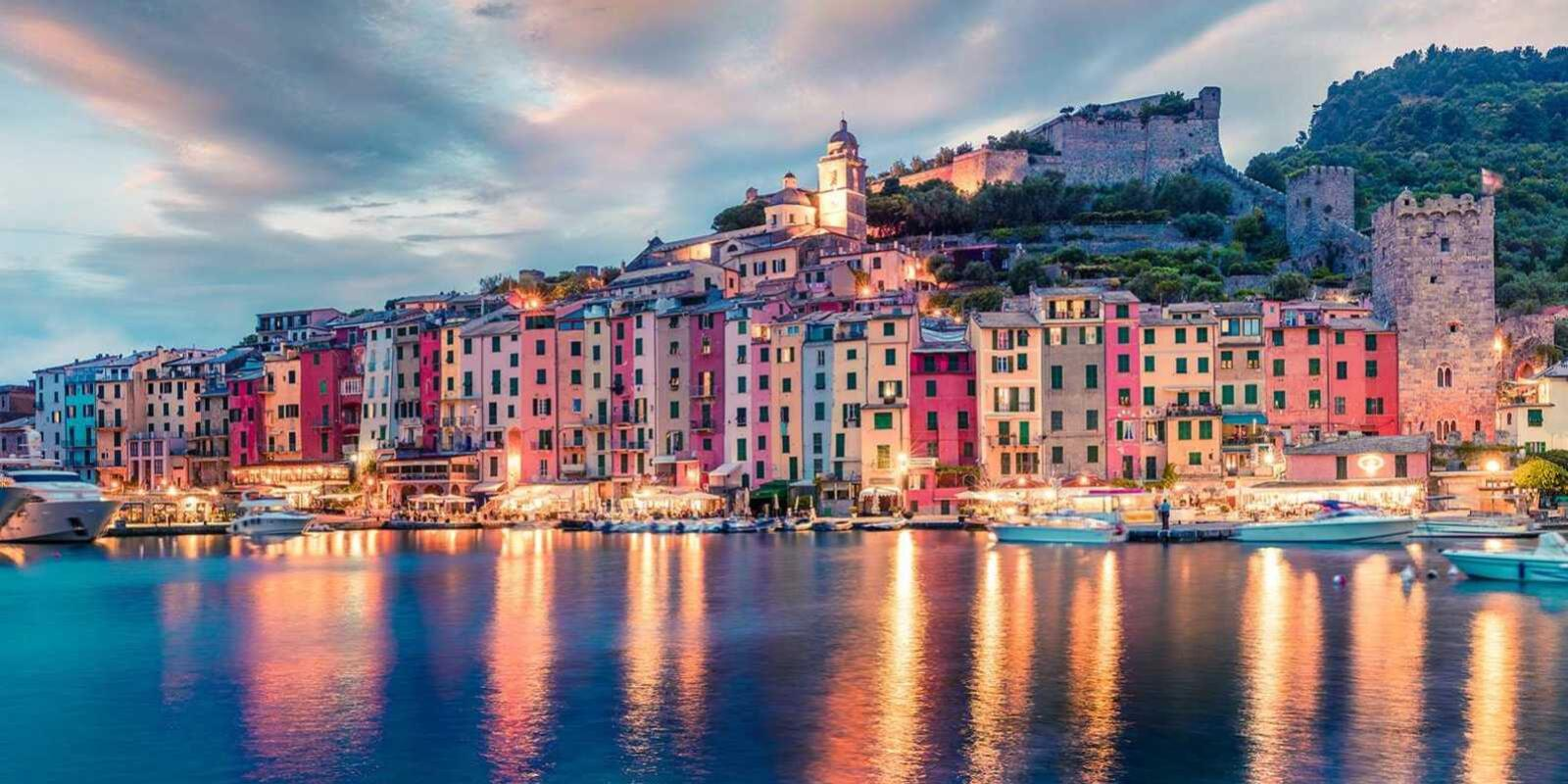 - 2 DAYS ALL INCLUSIVE - VISIT TO PORTOVENERE AND RELAXATION IN THE GULF OF POETS