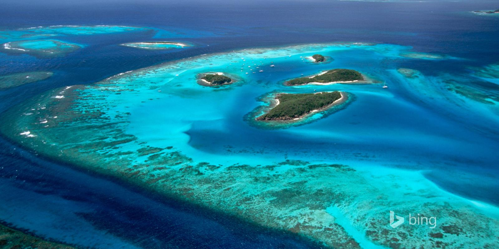 Tobago Cays and Grenadines in Catamaran