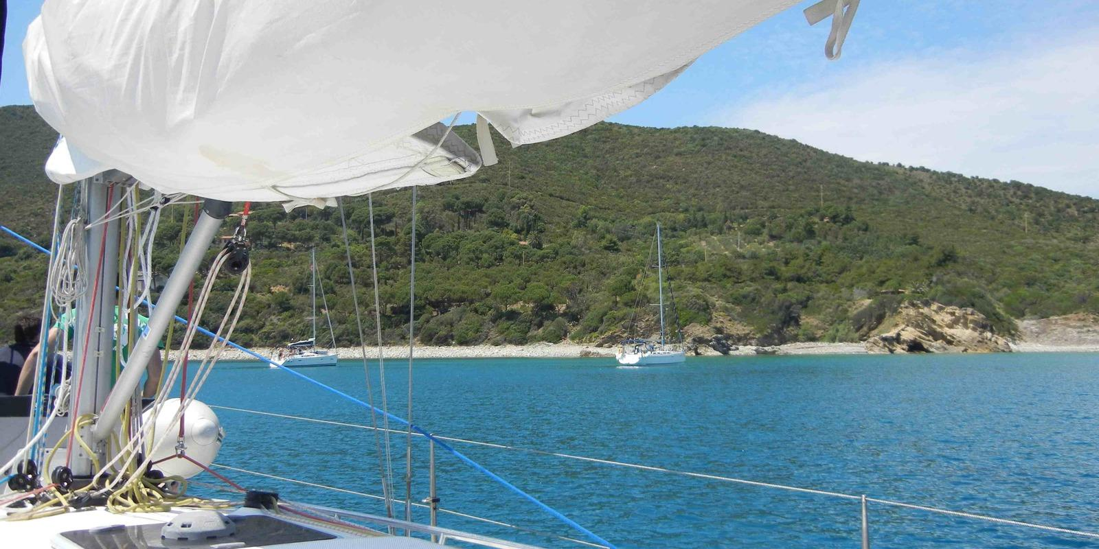 ElbaVeliamo: Sea, Relax and Sail between Elba and Capraia