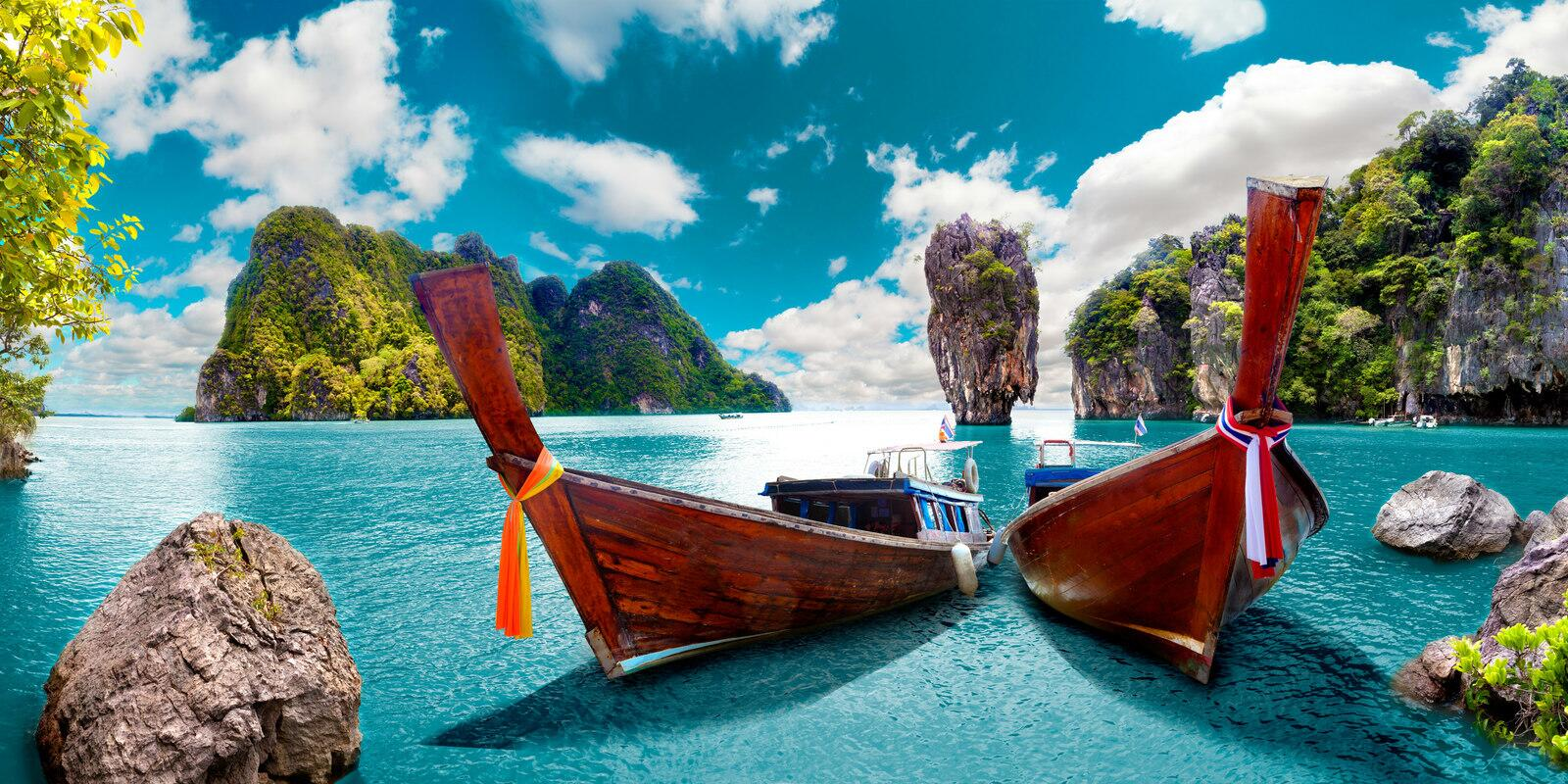 Premium Cruise 8 days on a Catamaran with hostess in Thailand - All Inclusive