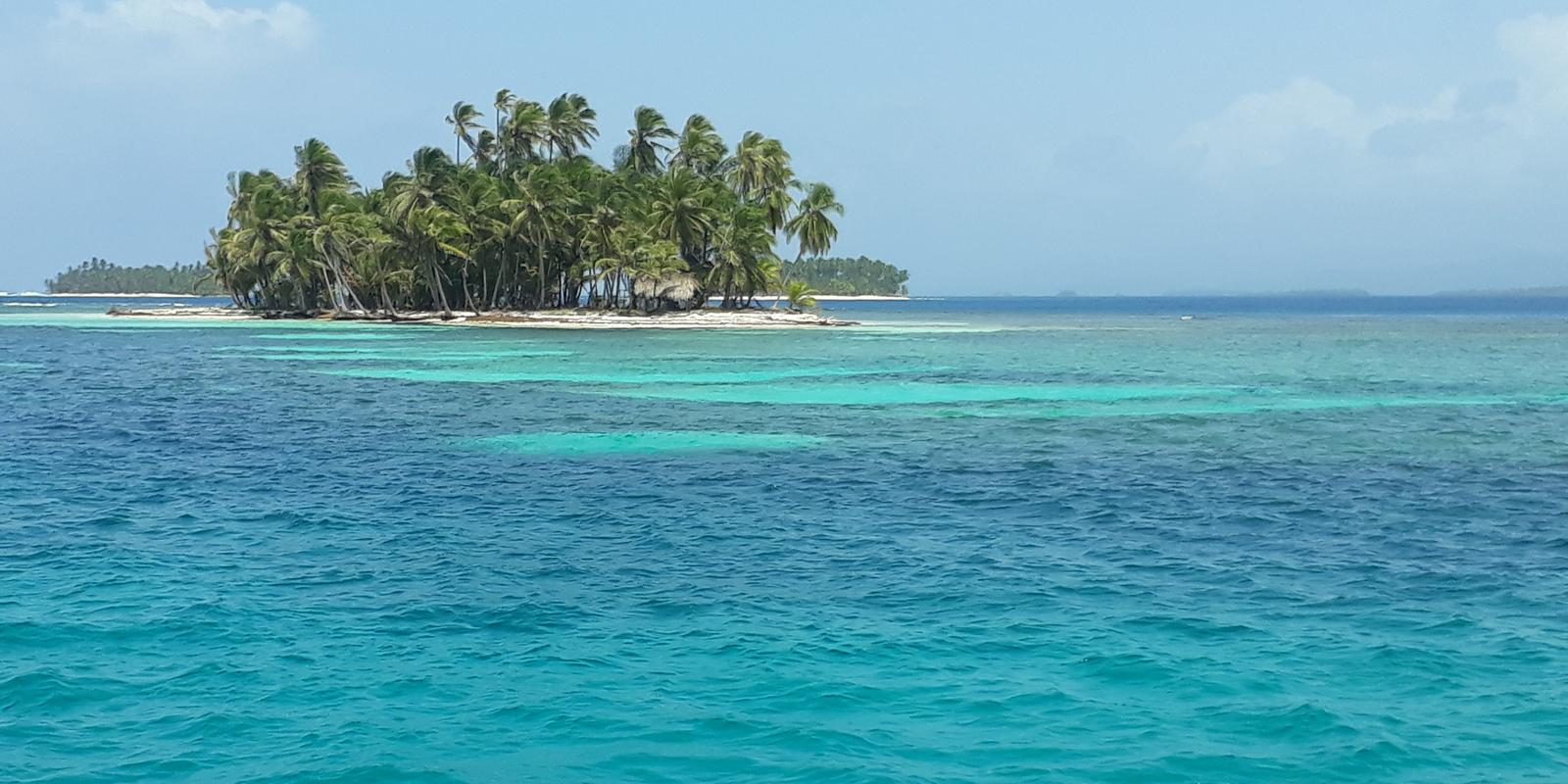 week at the San Blas Islands Panama - All inclusive