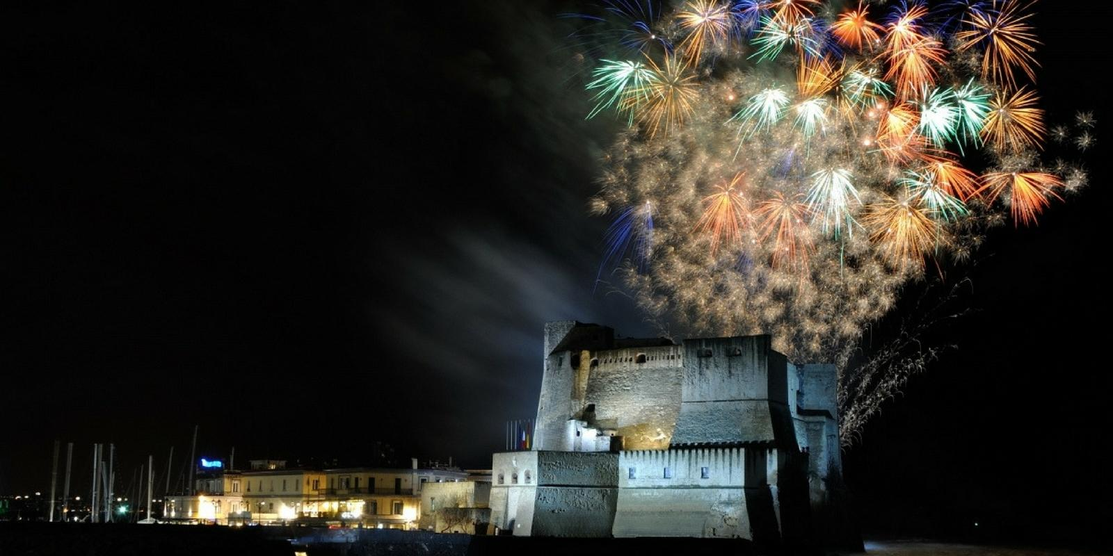 New Year' sail - sail and discover Naples, Capri and Ischia