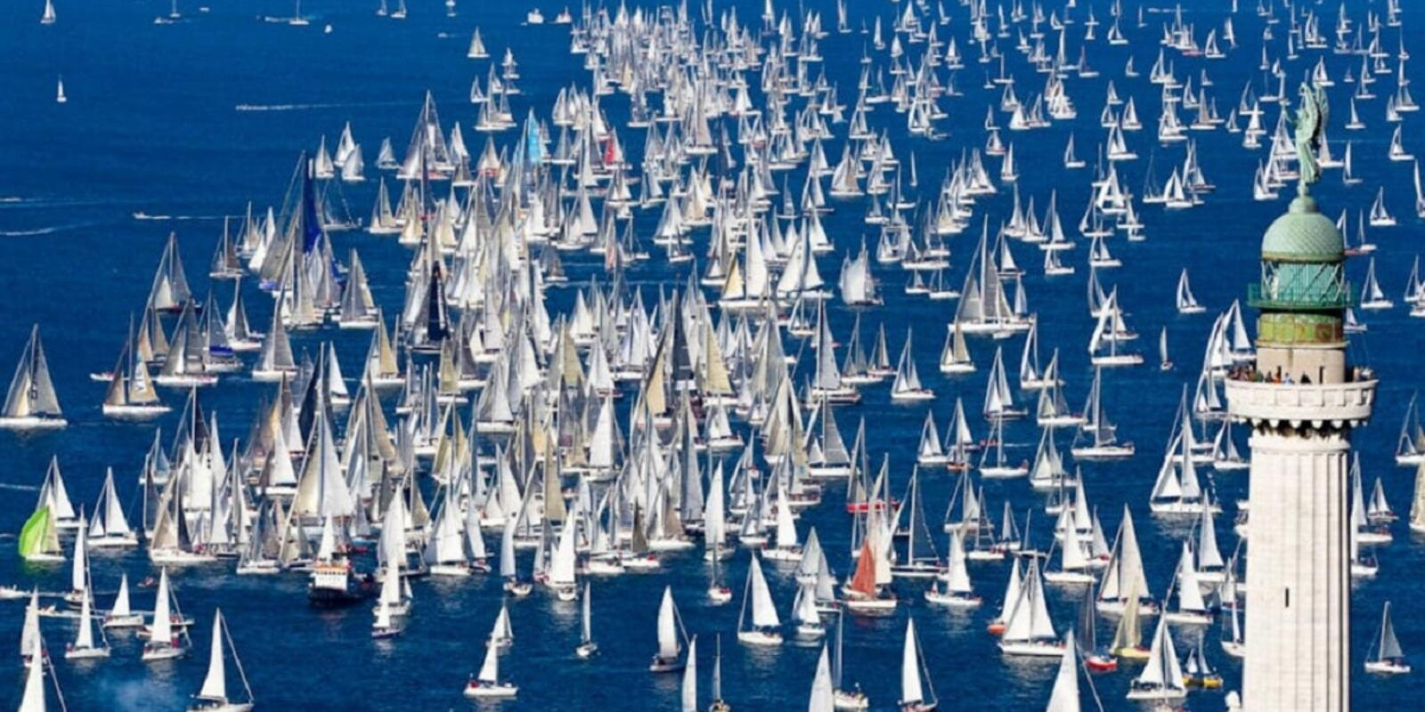 A weekend for those who love the sea on a sailing boat at the Barcolana, the most famous regatta in the world
