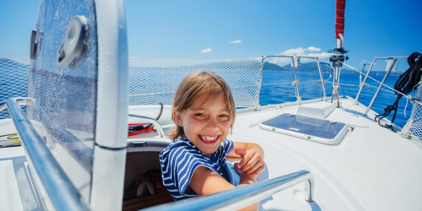 YOUR Holiday in South Sardinia! with Skipper and Hostess on board!