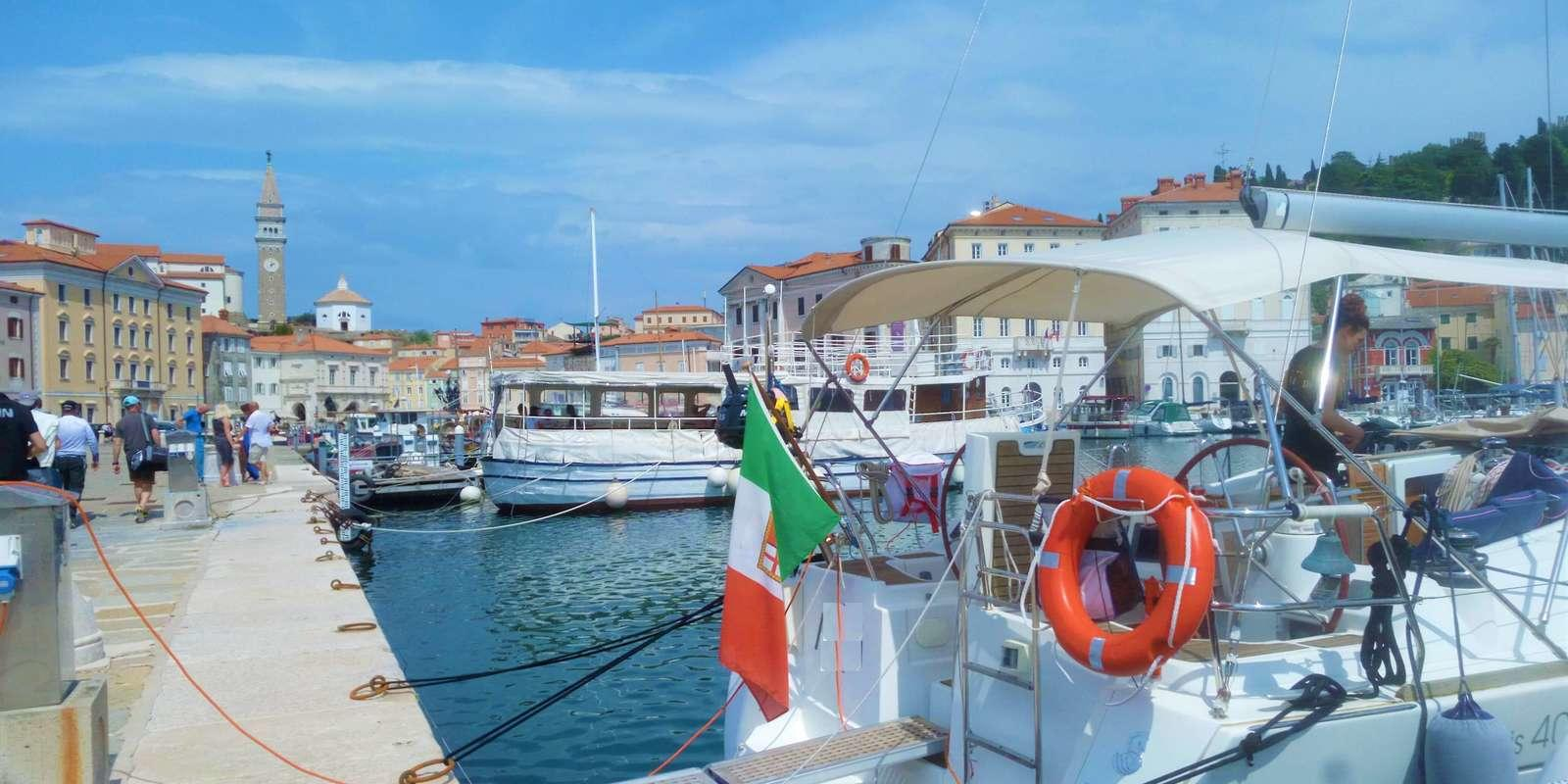 Weekend of sailing and relaxation in Trieste's Gulf