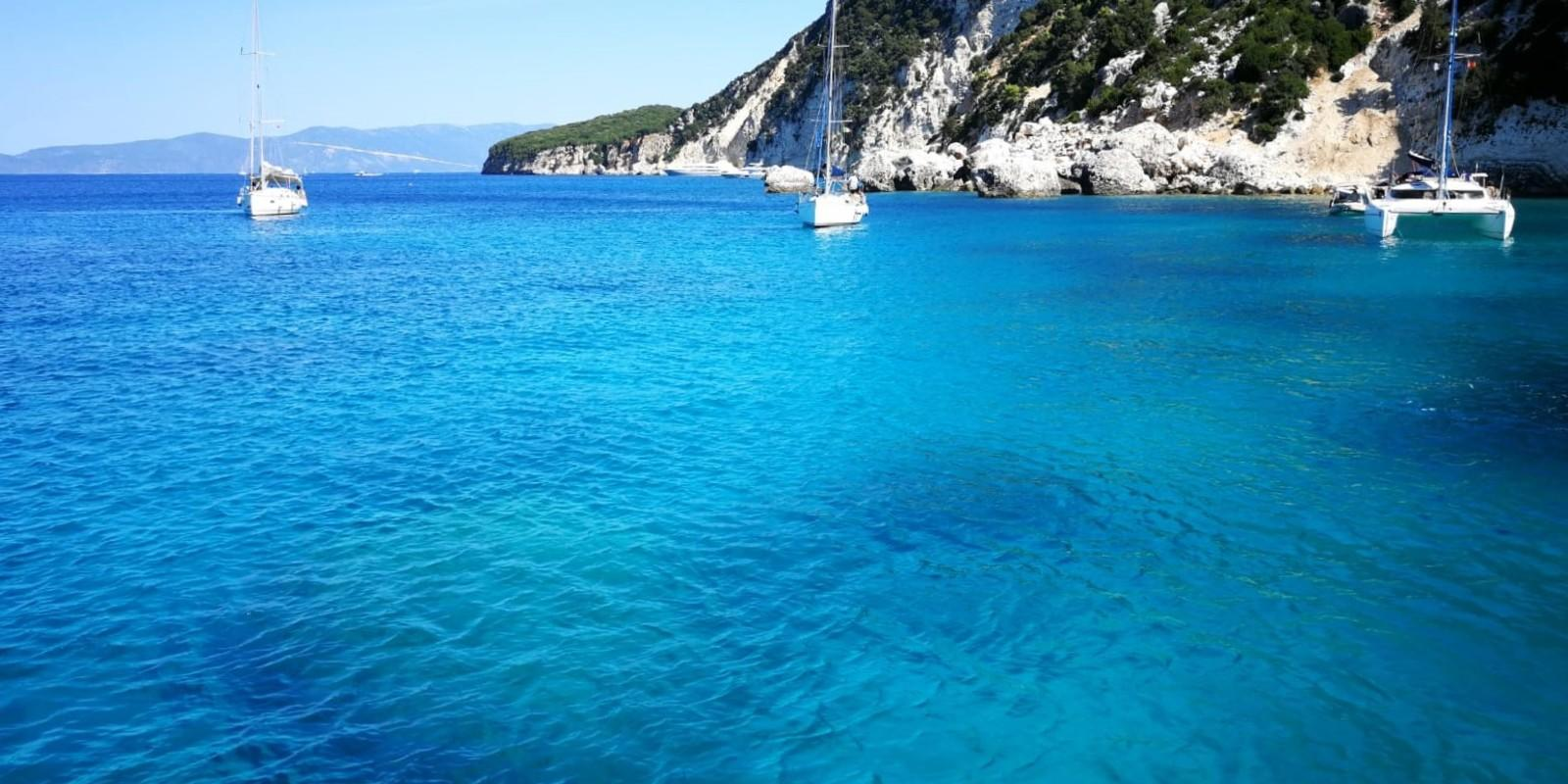 Ionian Islands .... to discover the most authentic Greece on a sailing boat!