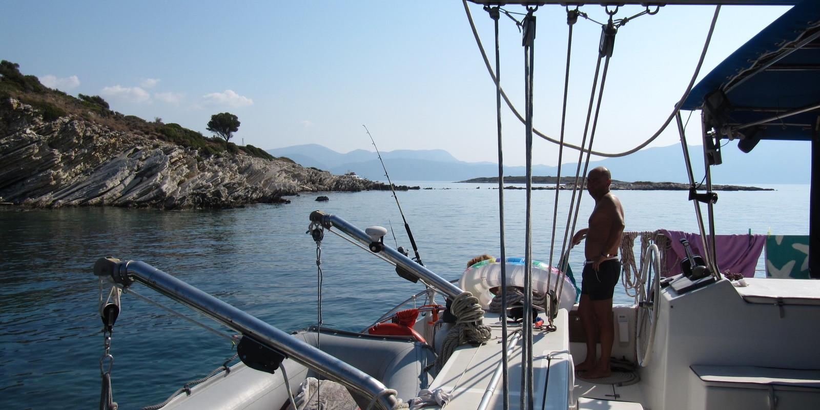 Tour of the Aeolian Islands with the possibility of trekking