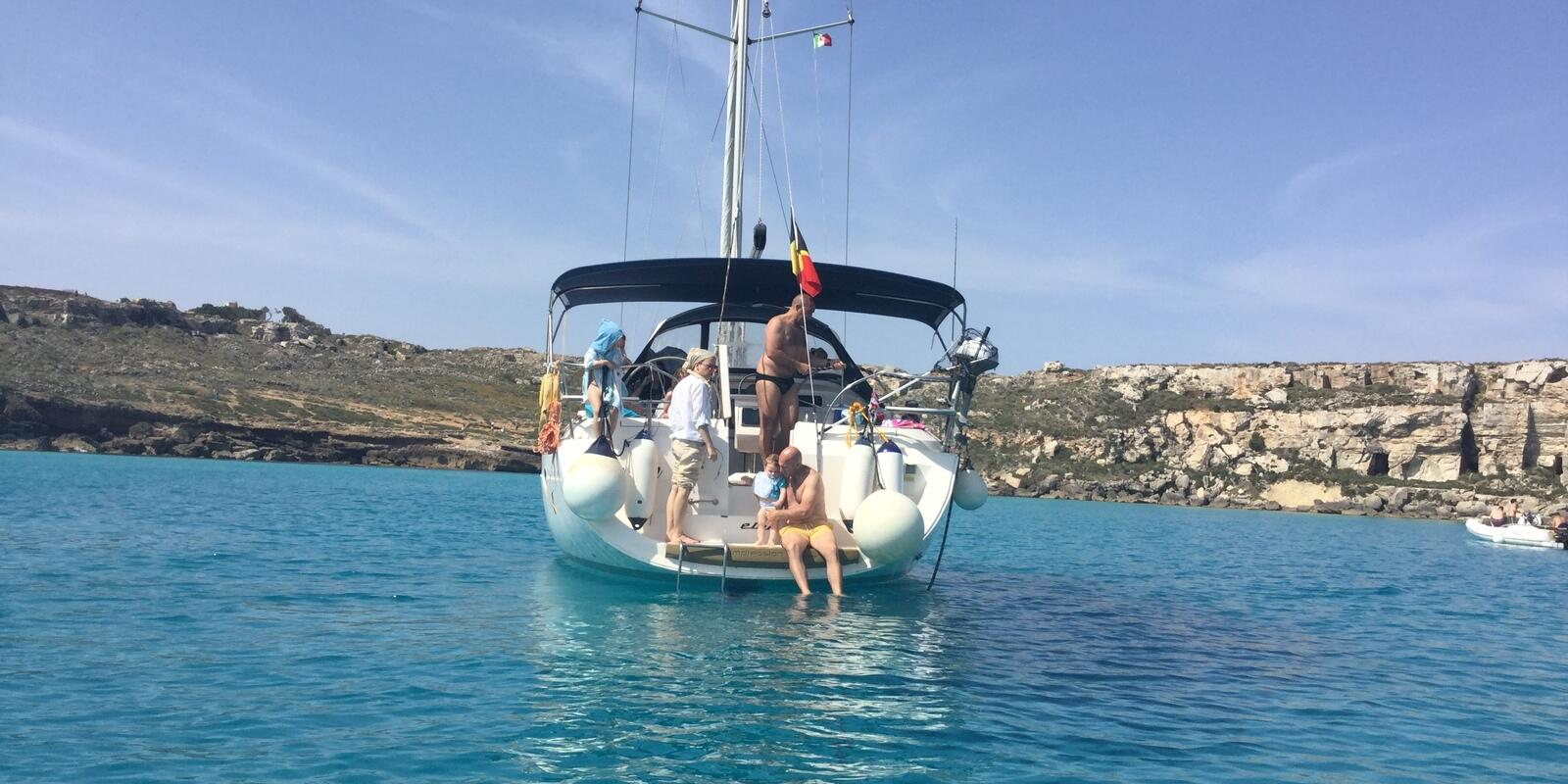 Cruise to the egadi islands all included!