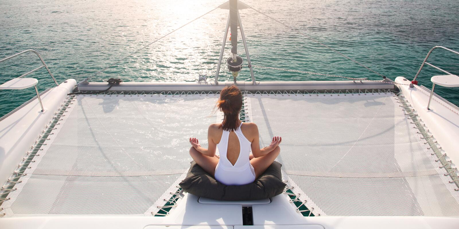 Yoga & Sailing in Formentera - All inclusive