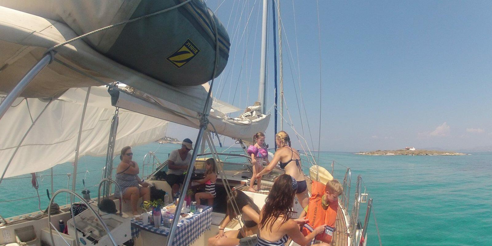 Last minute SUMMER  OFFER !! Sail to the land of the Gods. Sail in Greece !