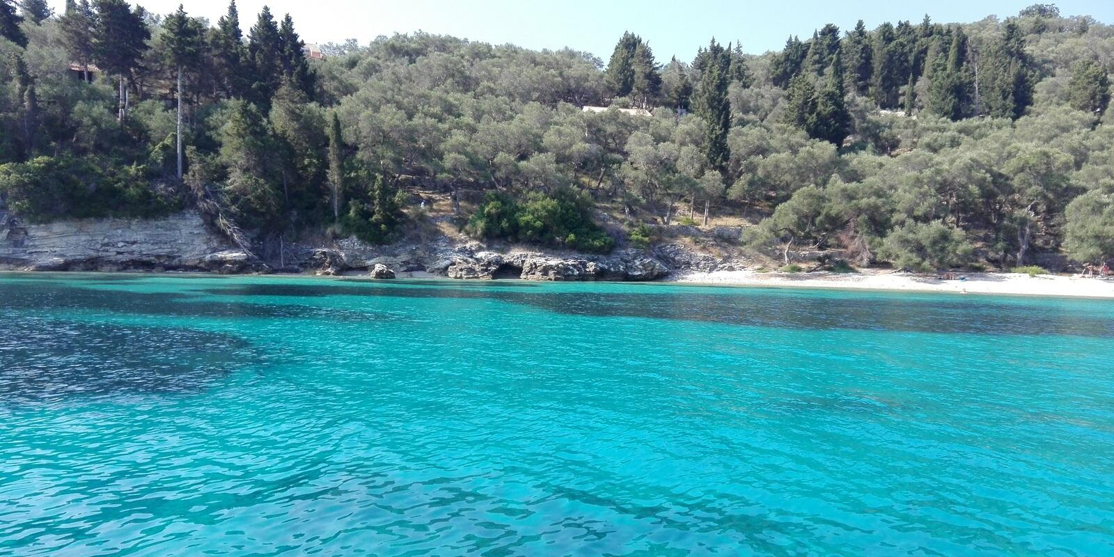 Holiday in Greece: Kefalonia and Ithaca on a sailing boat with Hostess on board.