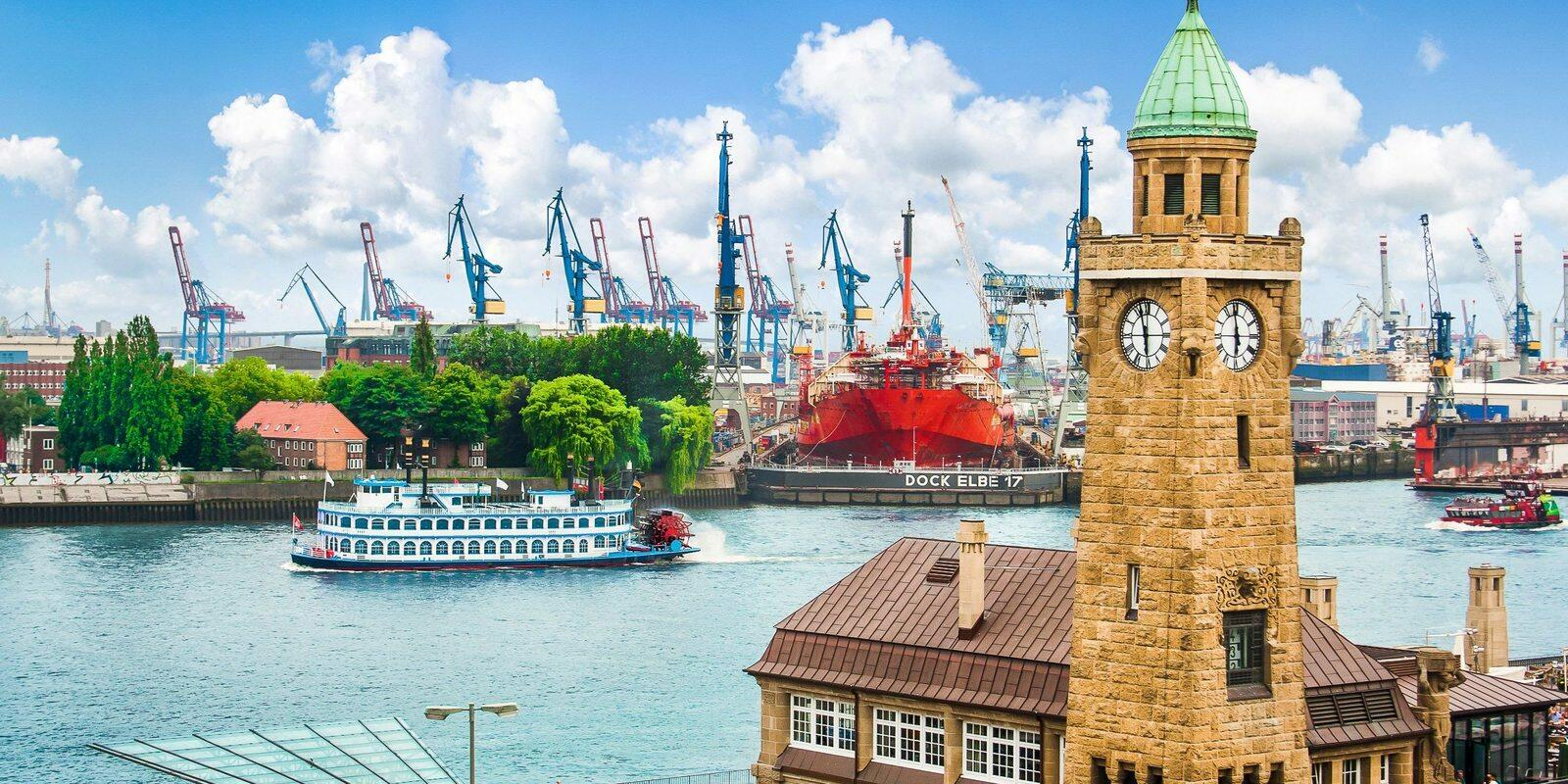 Adventure and culture: Discover Hamburg in a new way with the sailing ship